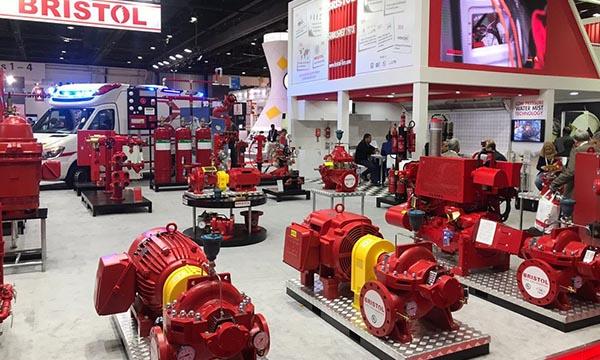 Fiera Intersec 2018 Dubai | Pim antincendio