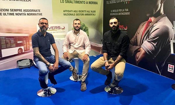Safety Expo 2018 | Pim antincendio Roma